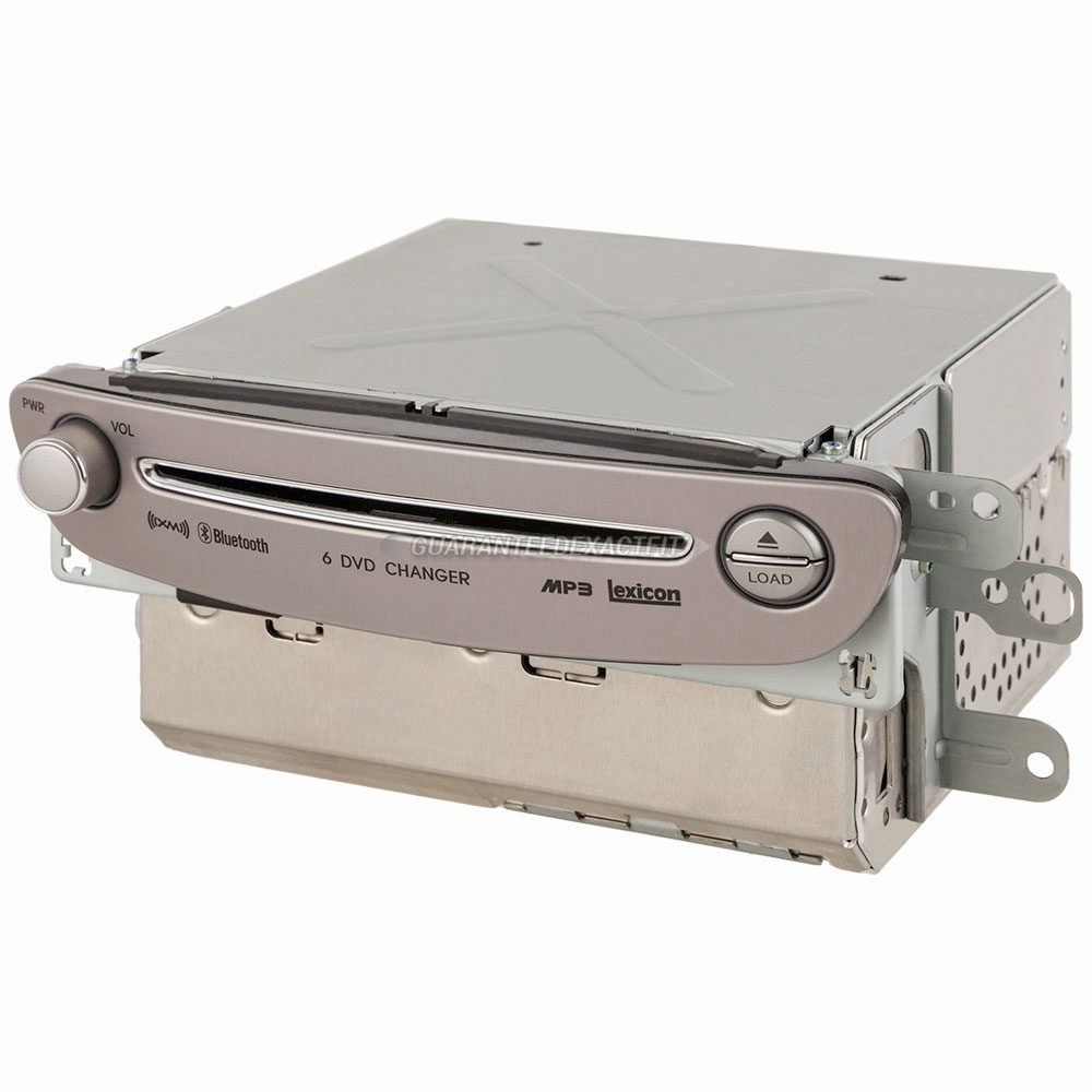 Hyundai Genesis CD or DVD Changer