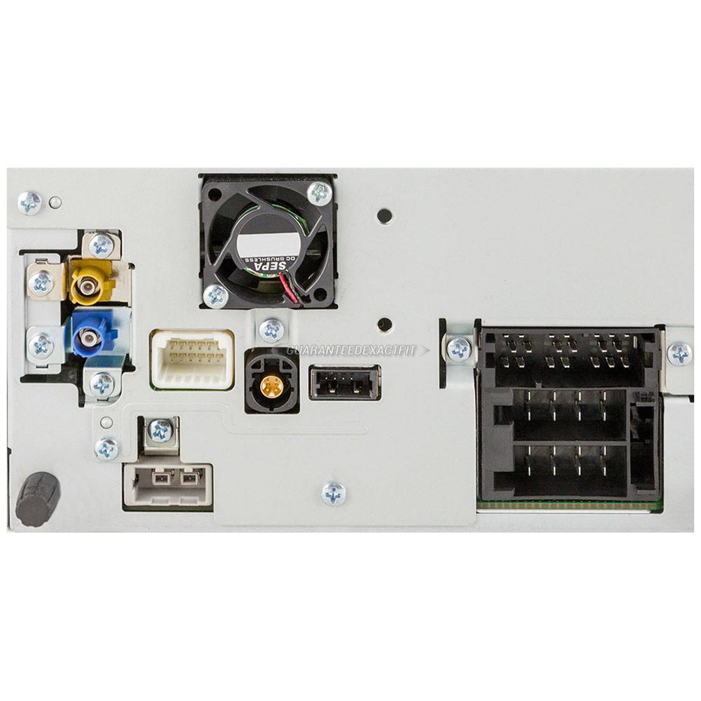 2009 hyundai genesis navigation unit in dash navigation. Black Bedroom Furniture Sets. Home Design Ideas