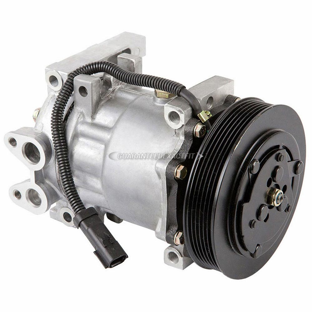 Jeep Liberty AC Compressor
