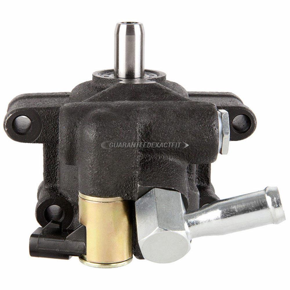 Ford 600 Power Steering Pump : Ford thunderbird power steering pump l engine