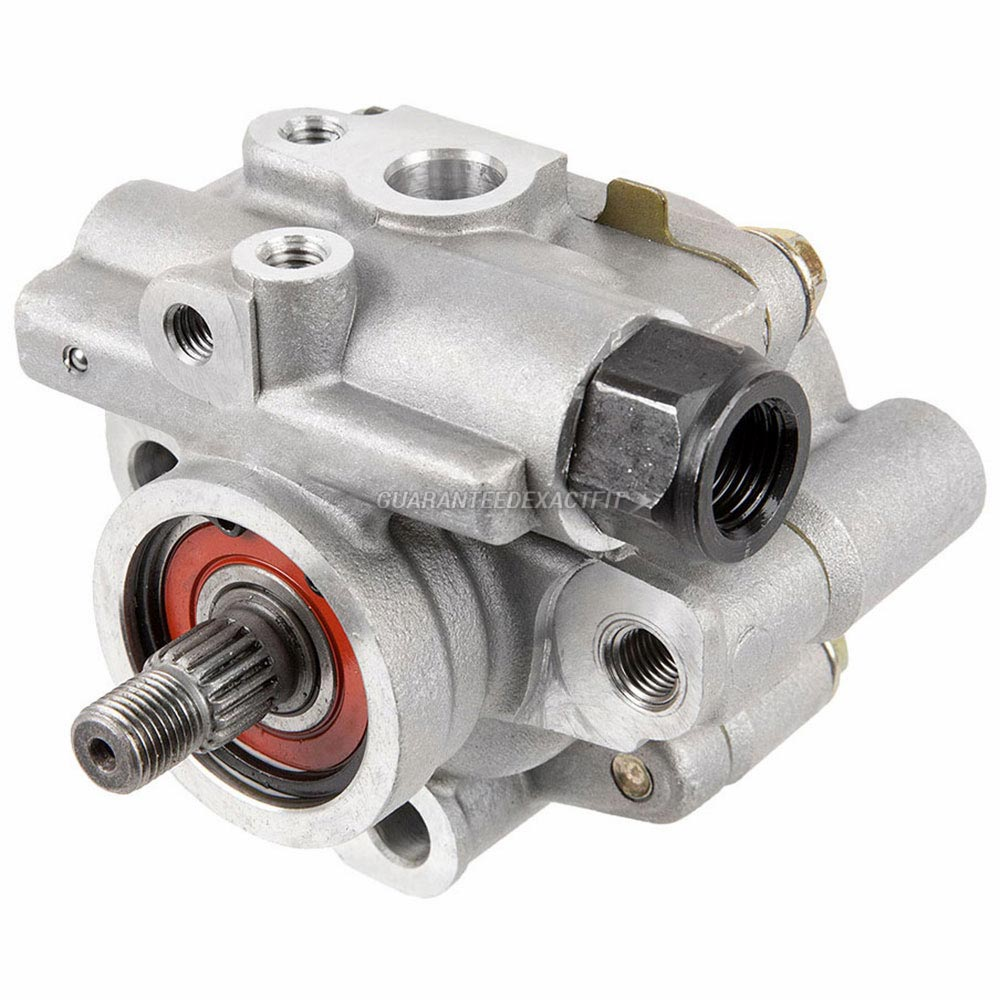 Chevrolet Prizm Power Steering Pump