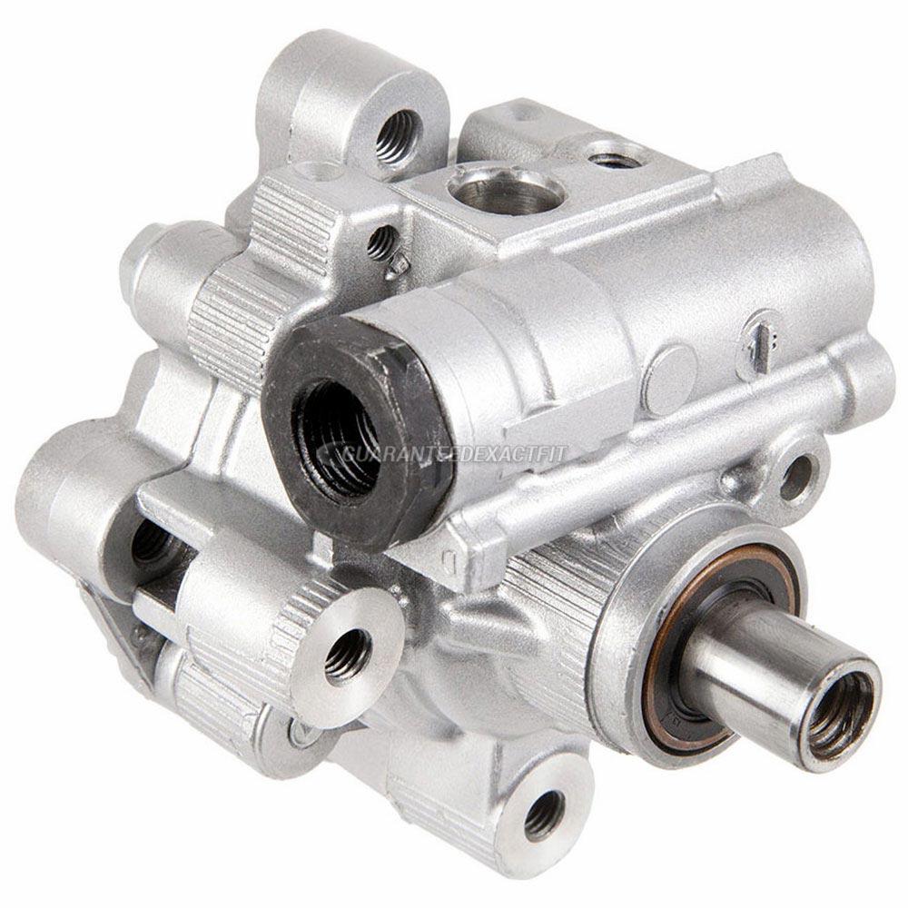 Dodge Grand Caravan Power Steering Pump