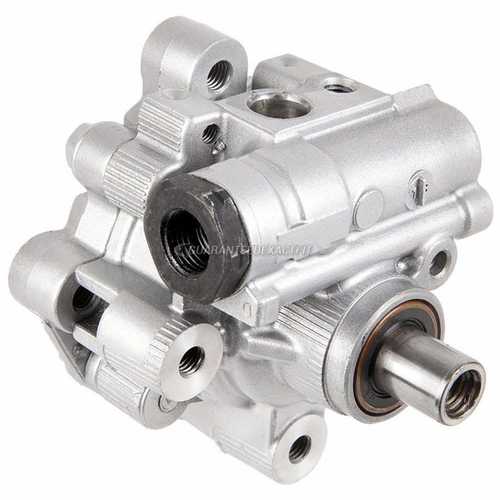 2002 Chrysler Voyager Power Steering Pump 3.3L Engine 86