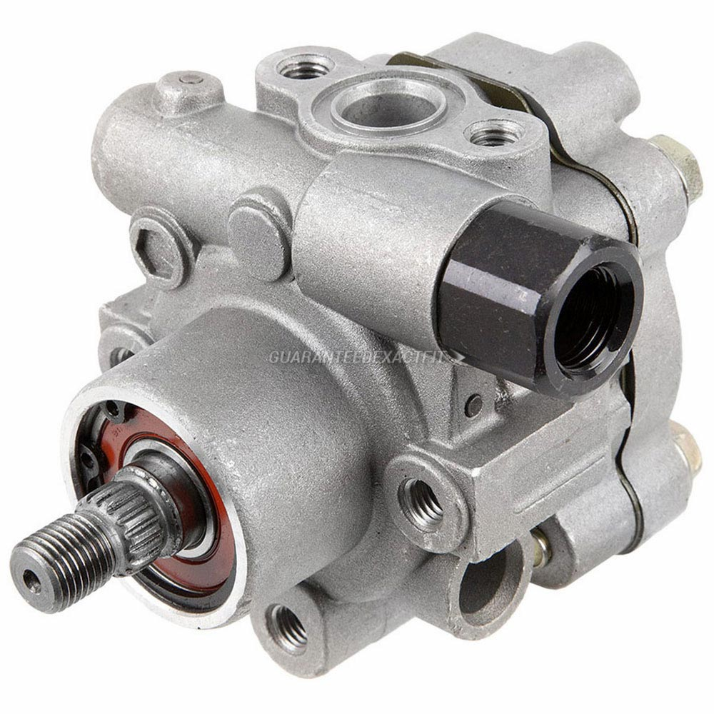 Ford escape power steering pump