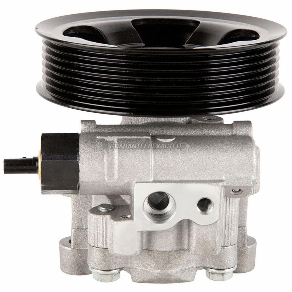 BuyAutoParts 86-01413AN Power Steering Pump