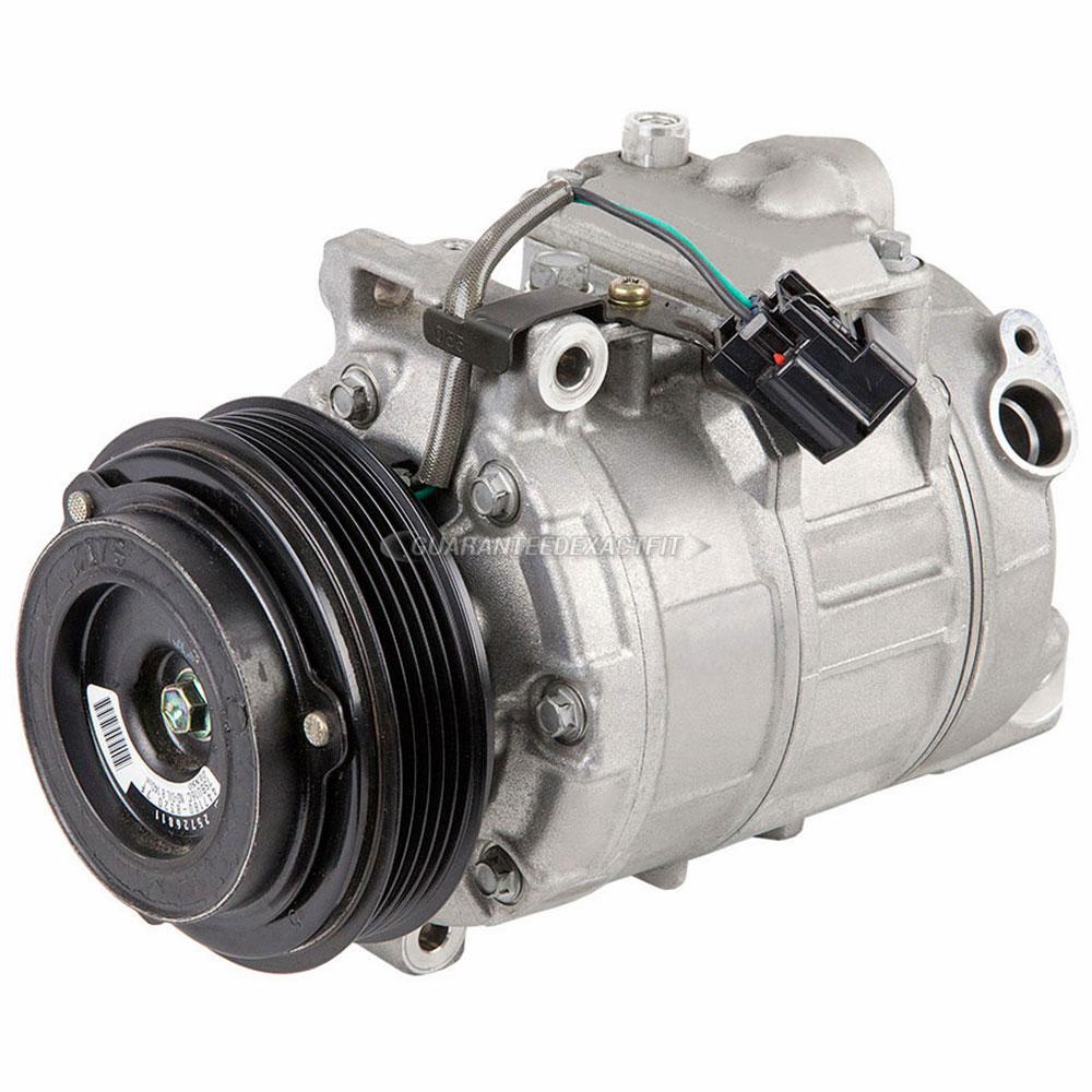 Cadillac STS New xSTOREx Compressor w Clutch