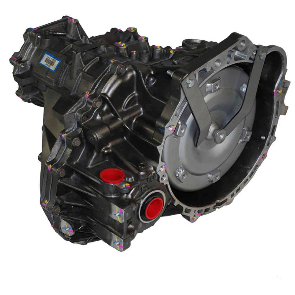 Transmission Assembly - Automatic Transmission ...