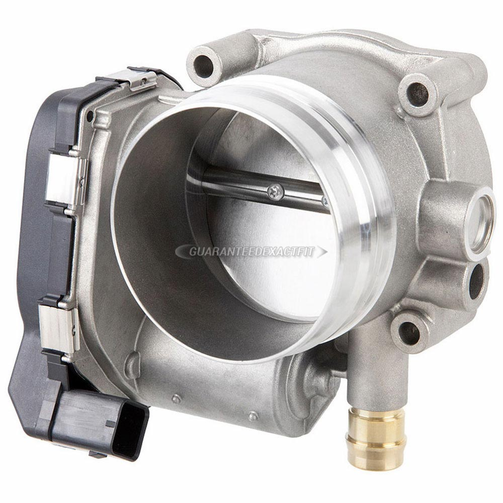 BMW 535i GT Throttle Body
