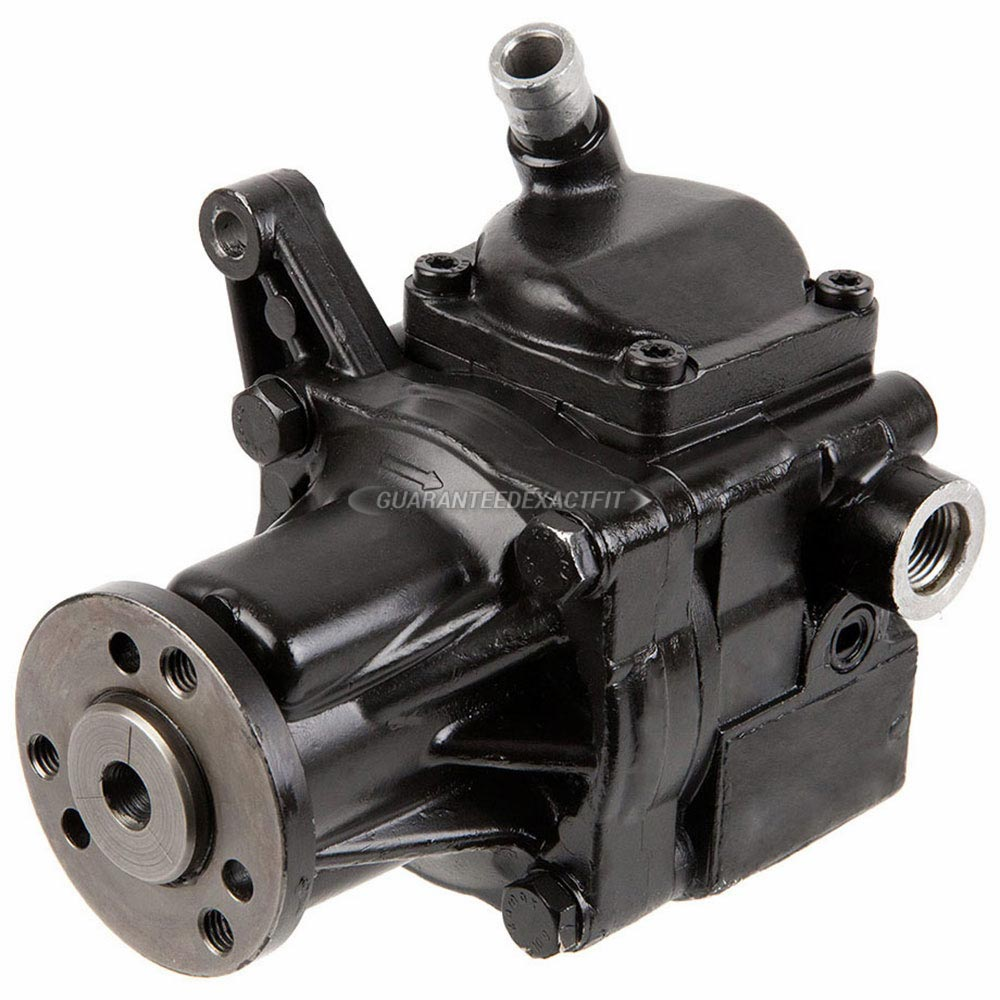 Mercedes_Benz E420 Power Steering Pump