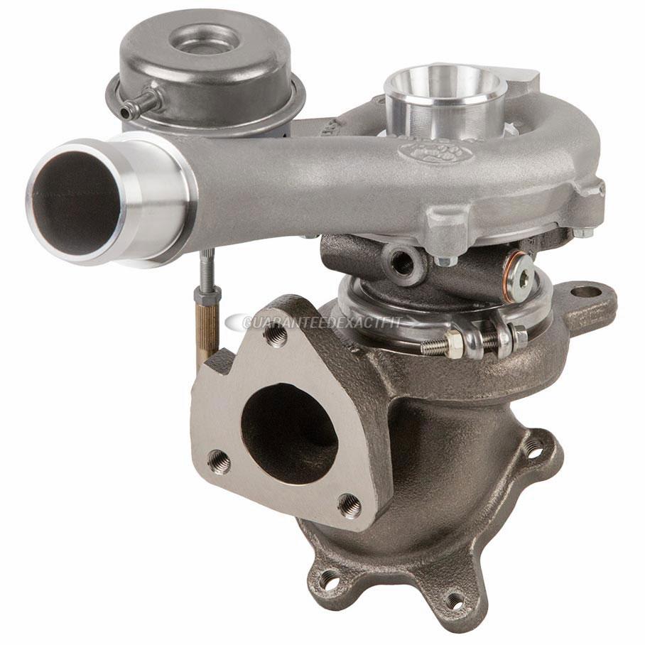 Garrett Twin Turbo Kit: 2013 Ford Explorer Turbocharger And Installation Accessory