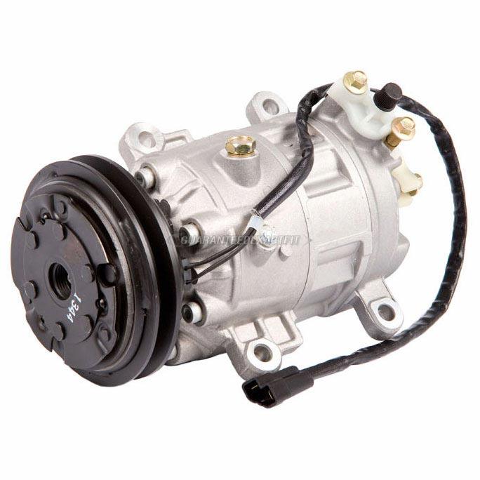 Plymouth Sundance New xSTOREx Compressor w Clutch