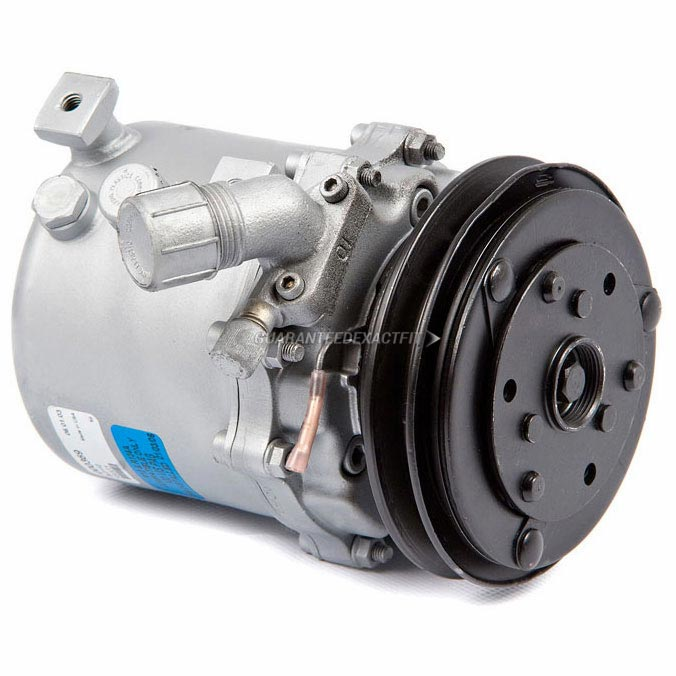 BMW 320i Remanufactured Compressor w Clutch