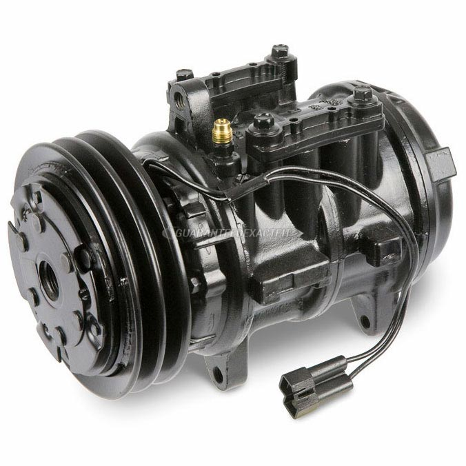 Plymouth Reliant Remanufactured Compressor w Clutch