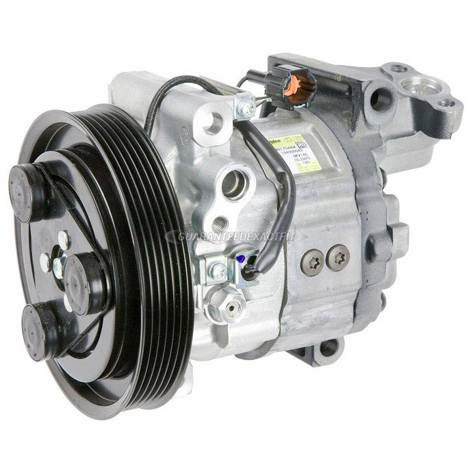 Nissan NX Coupe Remanufactured Compressor w Clutch