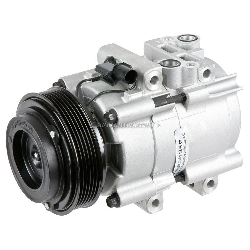 2005 Kia Sedona A/C Compressor and Components Kit All ...