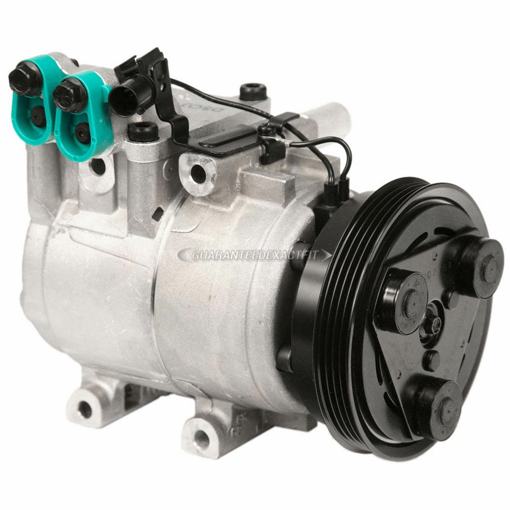 Hyundai Accent New xSTOREx Compressor w Clutch