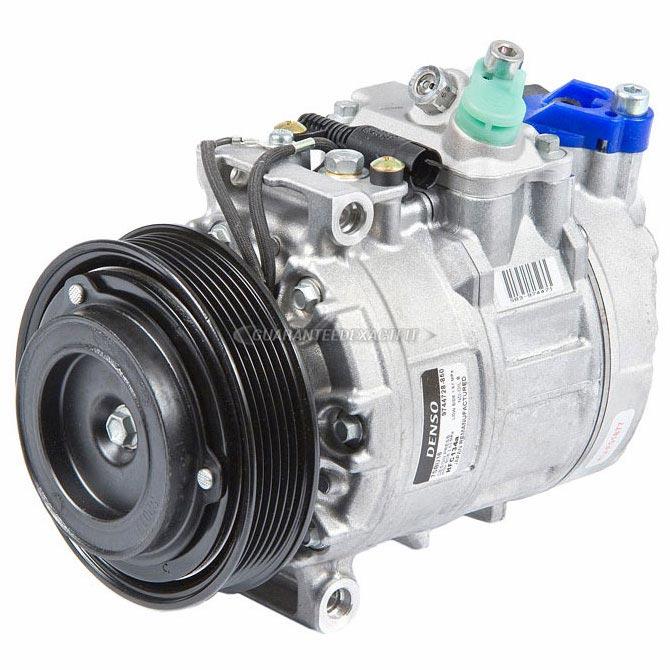A/C Compressor 60-01877 NC A/C Compressor, 60-01877 NC A/C