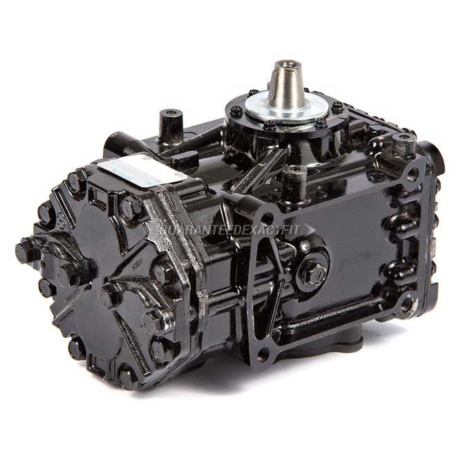 Jeep CJ Models AC Compressor