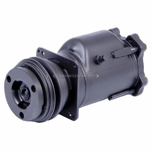 Mercedes_Benz 380SEC New OEM Compressor w Clutch
