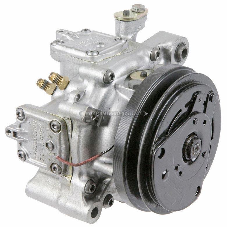 Honda Civic Remanufactured Compressor w Clutch