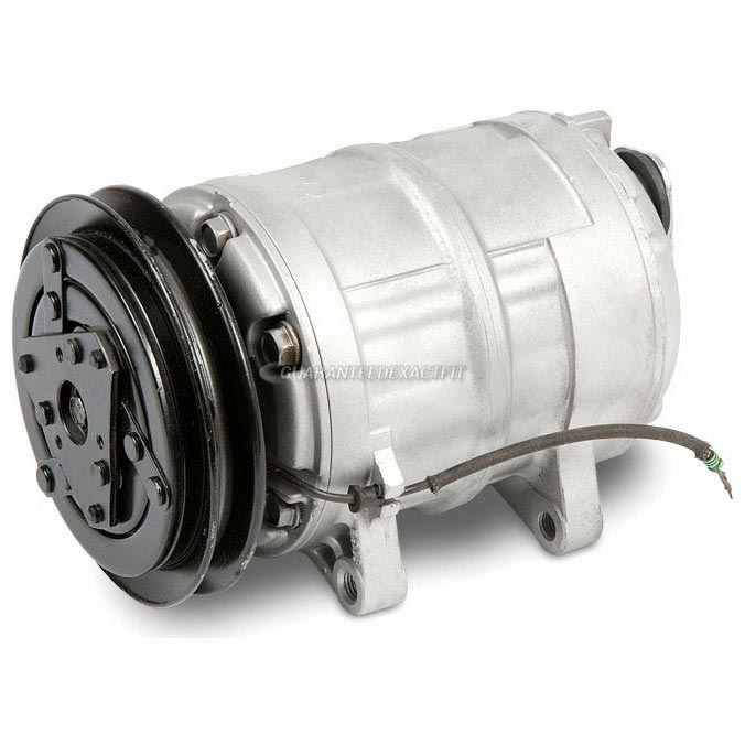 Isuzu Trooper New OEM Compressor w Clutch