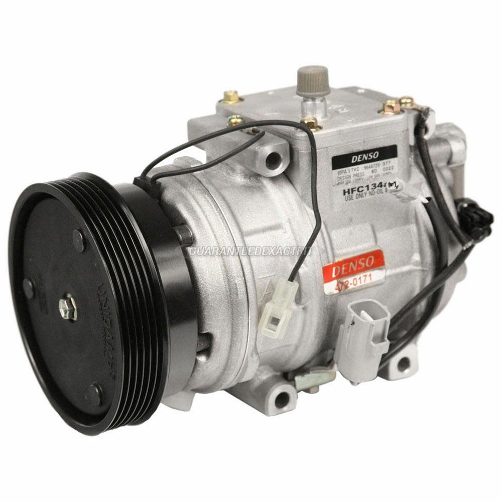 Lexus ES250 Remanufactured Compressor w Clutch