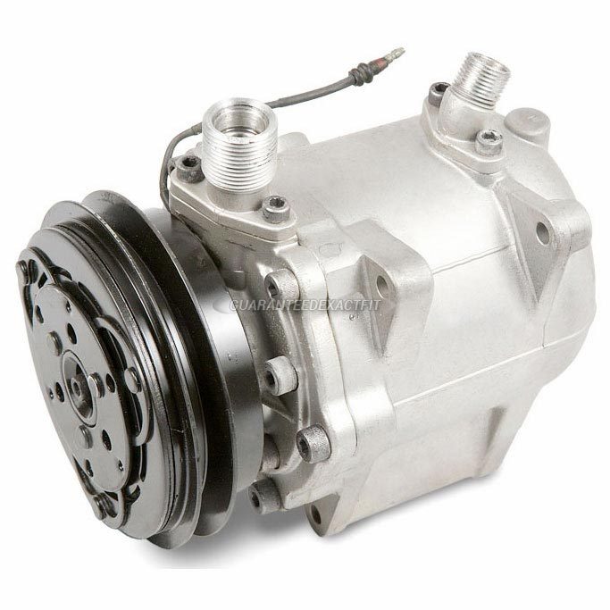 BMW 735 New xSTOREx Compressor w Clutch