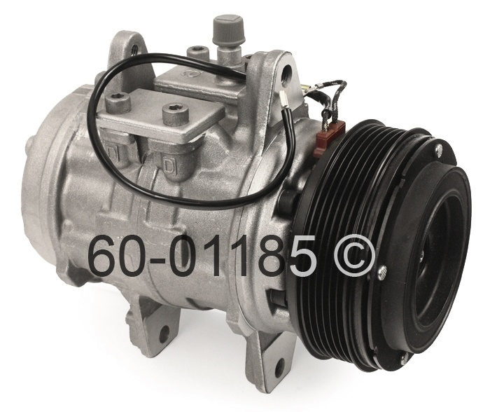 Porsche 944 New OEM Compressor w Clutch