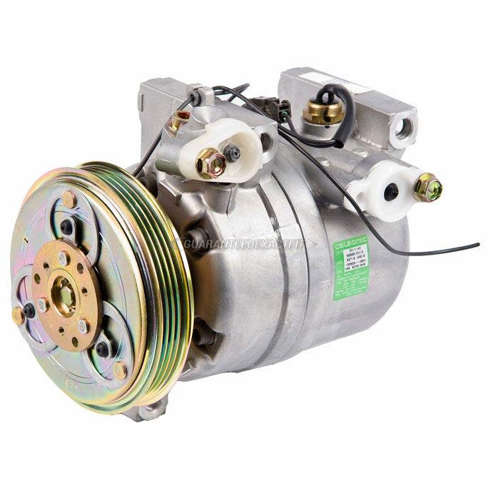 Find A Nissan Altima Ac Compressor Amp More Nissan Parts