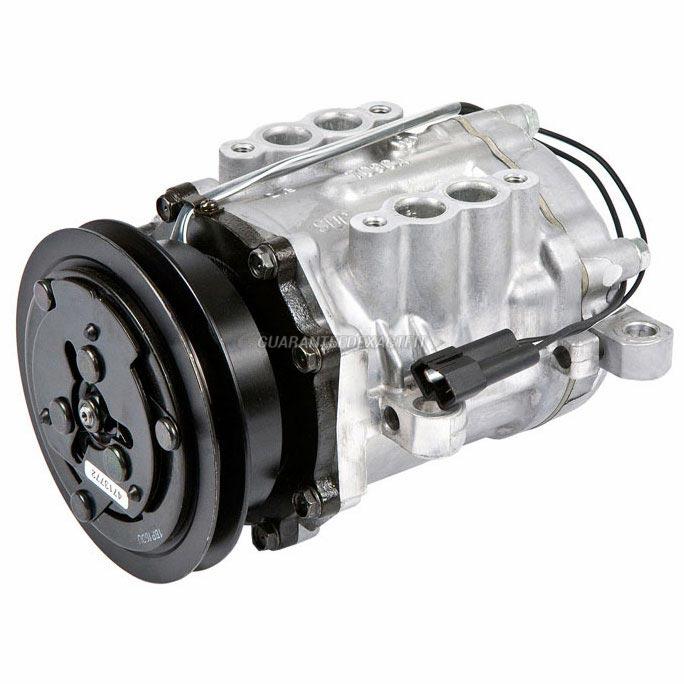 Chrysler Laser New OEM Compressor w Clutch