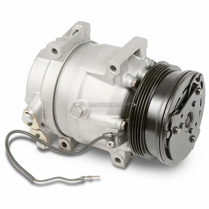 Subaru Legacy Remanufactured Compressor w Clutch