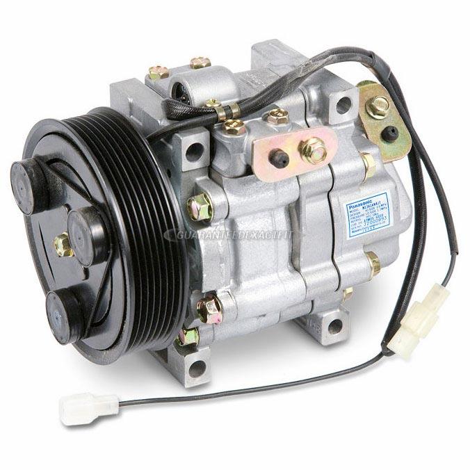 Mazda Millenia Remanufactured Compressor w Clutch