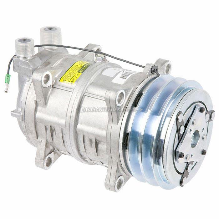 2010 International All Models A/C Compressor TM-16 With ...