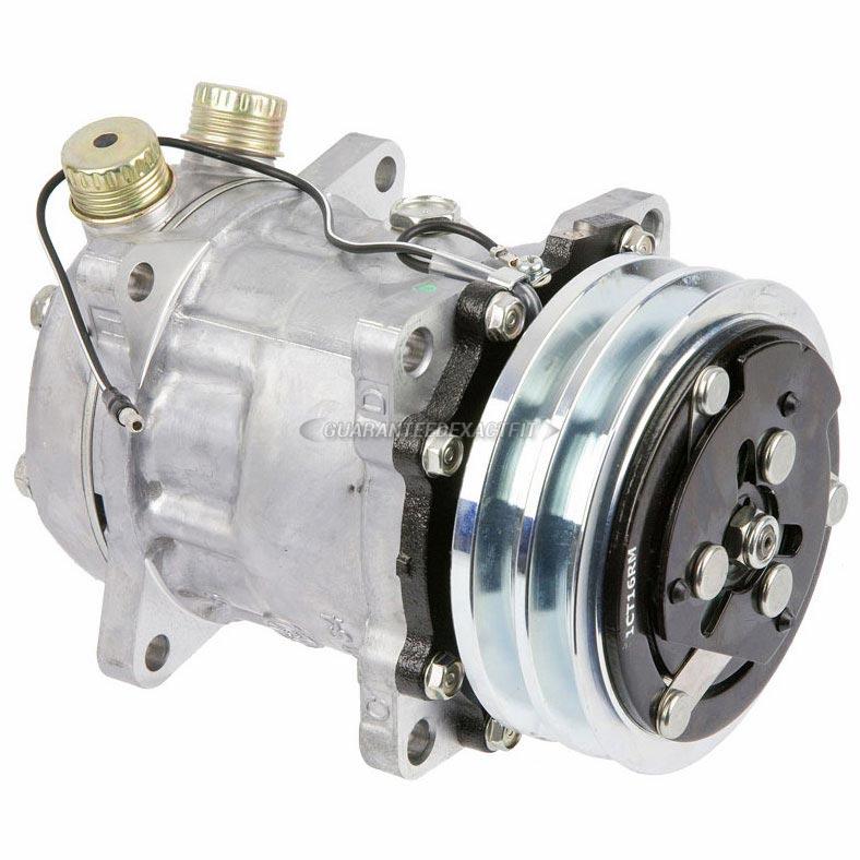 Alfa_Romeo Milano New OEM Compressor w Clutch