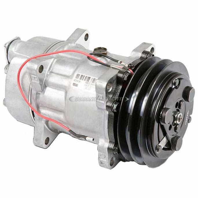 Jaguar XJR New xSTOREx Compressor w Clutch