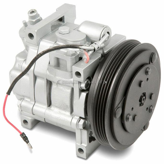 Honda CRX Remanufactured Compressor w Clutch