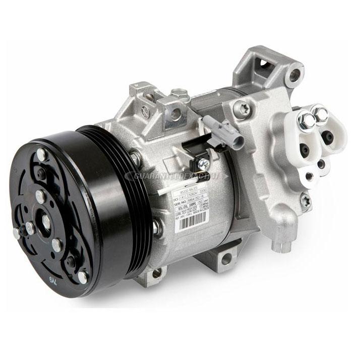 A/C Compressor 60-02229 NC