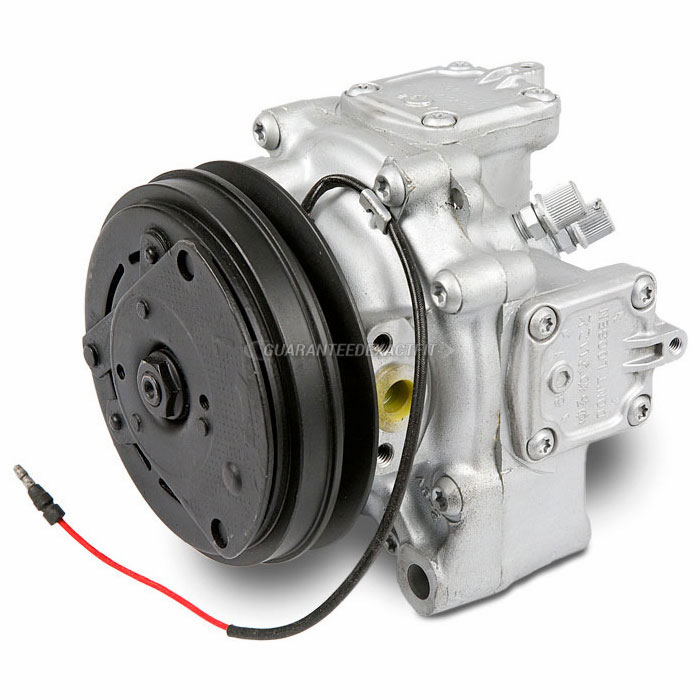 Honda Prelude Remanufactured Compressor w Clutch
