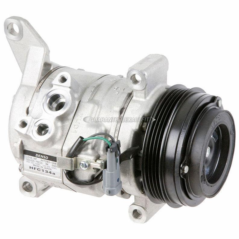 Hummer H2 New OEM Compressor w Clutch