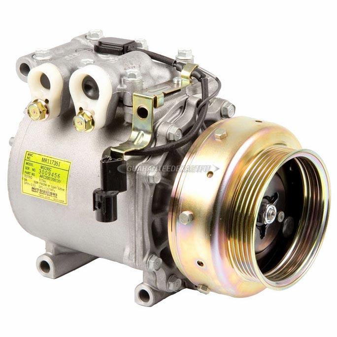 1994 Mitsubishi Mirage A/C Compressor 1.8L Engine 60-01274 NC