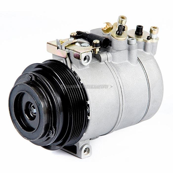 2000 mercedes benz ml55 amg a c compressor and components for Mercedes benz ml55 amg parts