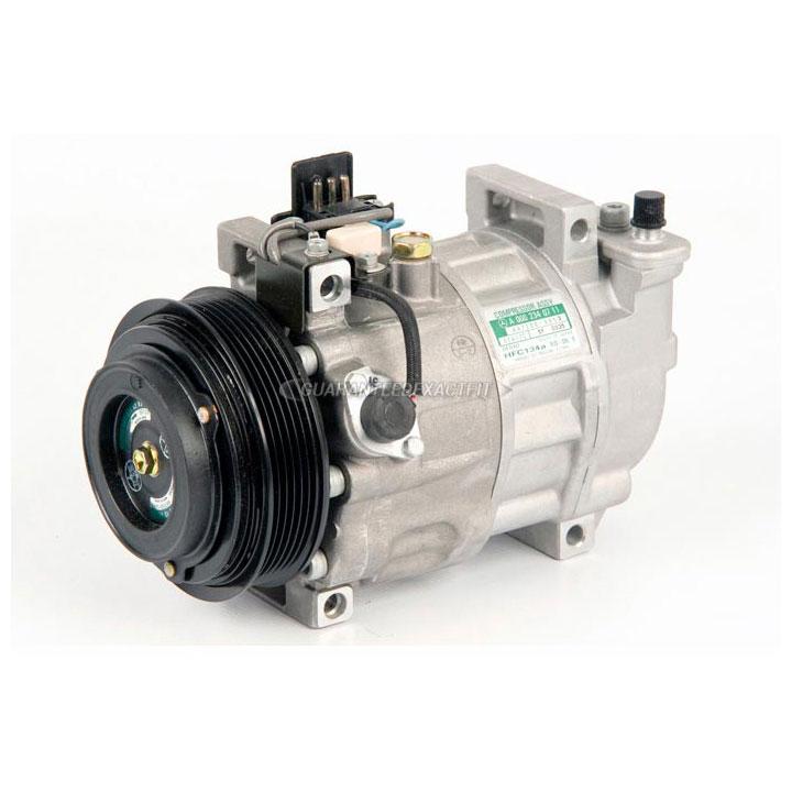 Mercedes_Benz C220 New xSTOREx Compressor w Clutch