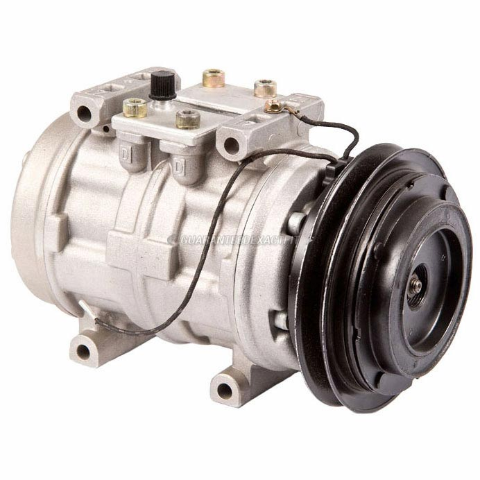 Mercedes_Benz 560SL New OEM Compressor w Clutch