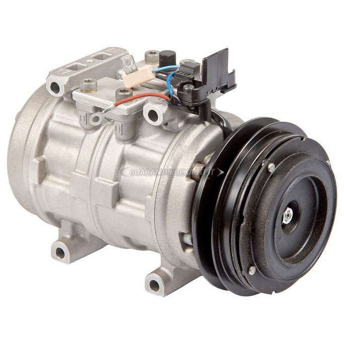 Audi 80 Remanufactured Compressor w Clutch