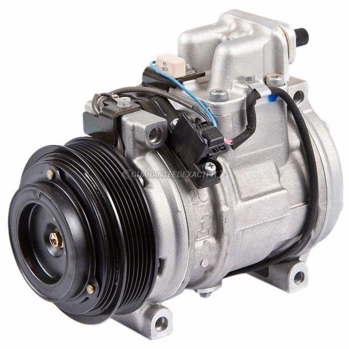 Mercedes_Benz 400SE New OEM Compressor w Clutch