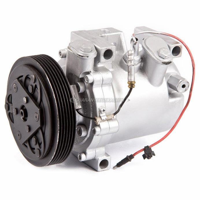 Saab 9-3 Remanufactured Compressor w Clutch