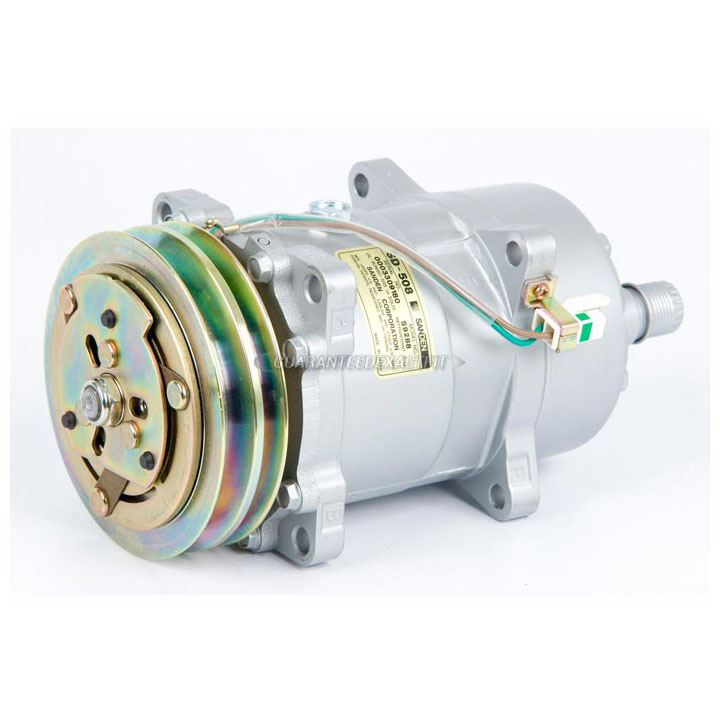Specialty and Performance  AC Compressor