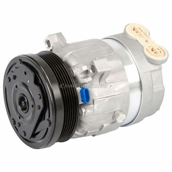 Daewoo Nubira New OEM Compressor w Clutch