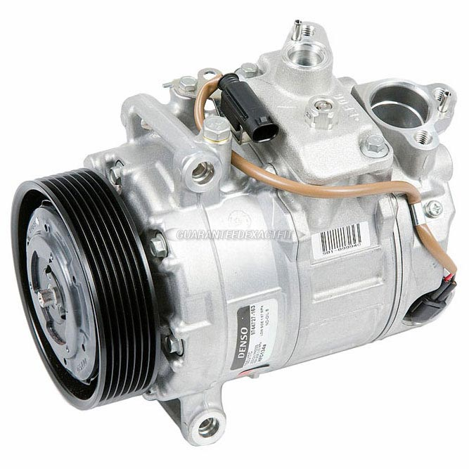 BMW 535 New xSTOREx Compressor w Clutch