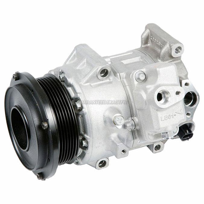 Lexus LS460 AC Compressor